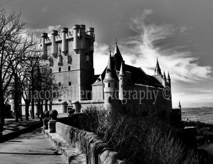 Castle Segovia