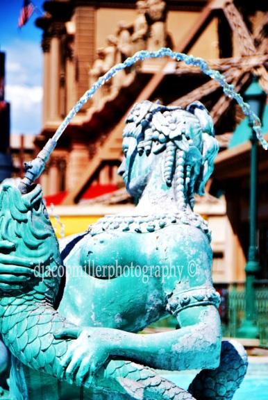 Fishy Fountain