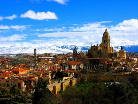 Go To Segovia