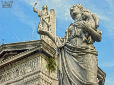 Argentinian Grave