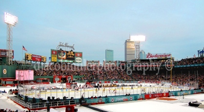 Winter Classic at Fenway